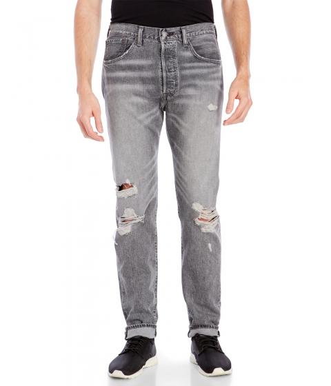 Imbracaminte Barbati Levi's 501 Custom Tapered Jeans Repair Sky Harbor
